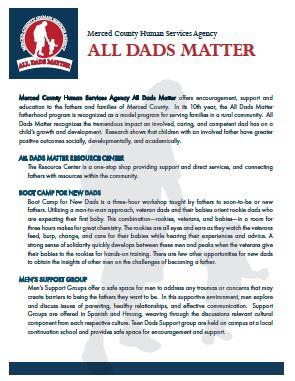 All Dads Matter